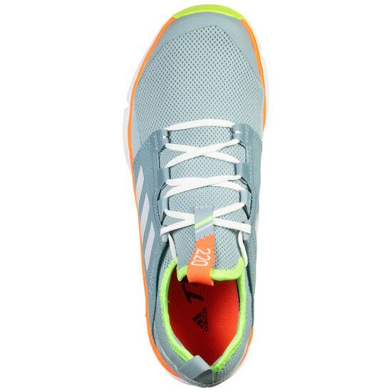 Terrex Speed LD Trail Laufschuh Damen, grau / grün, zoom bei OUTFITTER Online