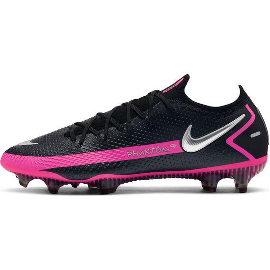 Phantom GT Elite FG Fußballschuh Herren, schwarz / pink, zoom bei OUTFITTER Online
