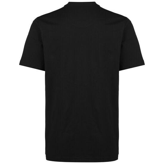 Essentials Big Logo T-Shirt Herren, schwarz / weiß, zoom bei OUTFITTER Online