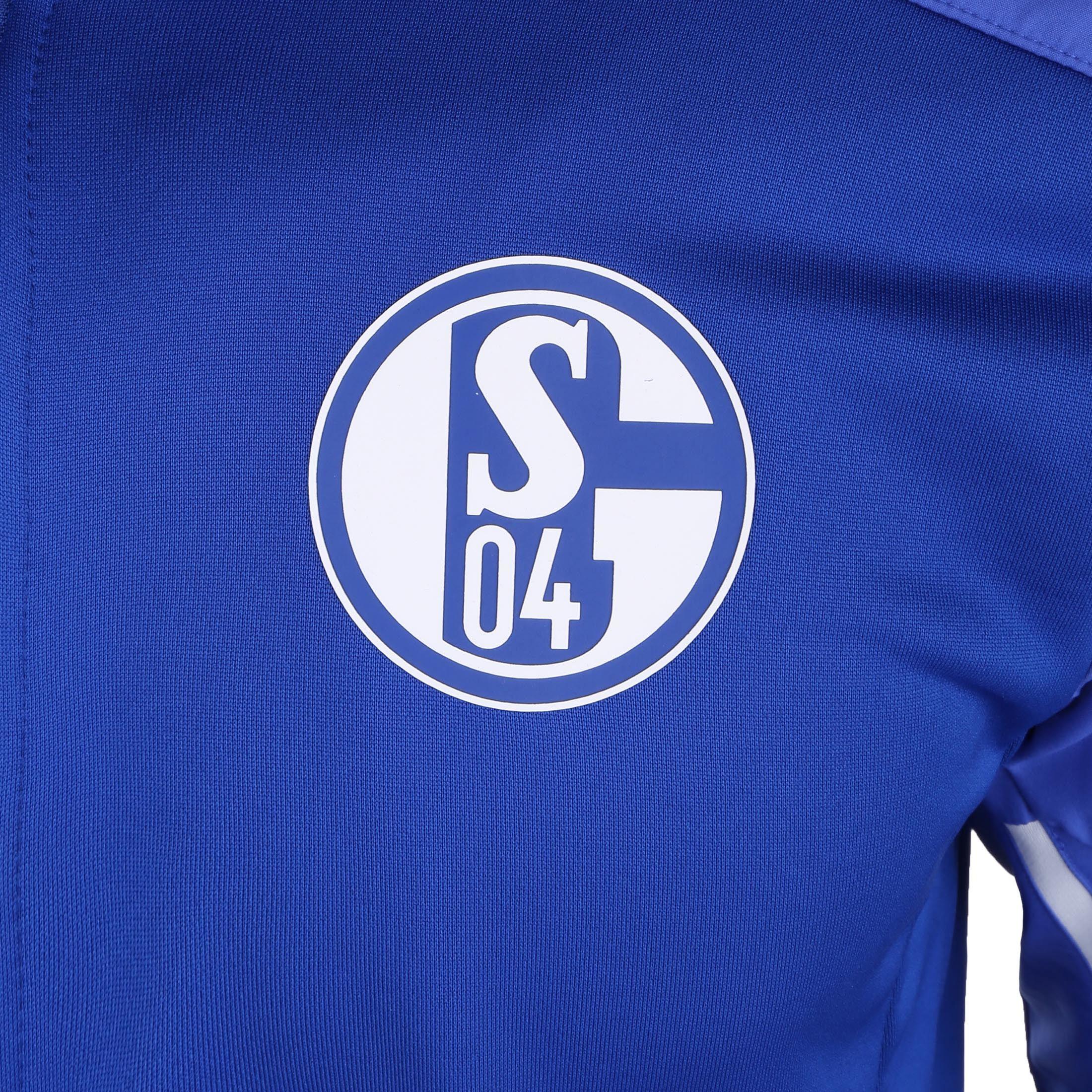 adidas Herren Jacke FC Schalke 04 Stadium: : Bekleidung