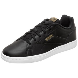 Royal Complete Clean LX Sneaker Damen, schwarz / gold, zoom bei OUTFITTER Online