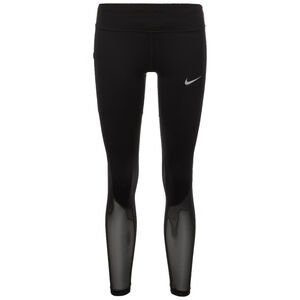 Power Lauftight Damen, Schwarz, zoom bei OUTFITTER Online