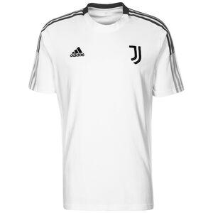 Juventus Turin T-Shirt Herren, weiß / grau, zoom bei OUTFITTER Online