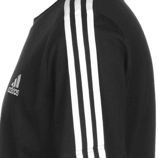 Essential 3-Stripes T-Shirt Herren, schwarz / weiß, zoom bei OUTFITTER Online