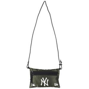 MLB New York Yankees Mini Sacoche Umhängetasche, oliv / weiß, zoom bei OUTFITTER Online