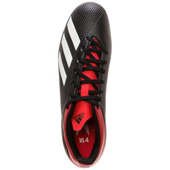 X 18.4 FG Fußballschuh Herren, schwarz / rot, zoom bei OUTFITTER Online