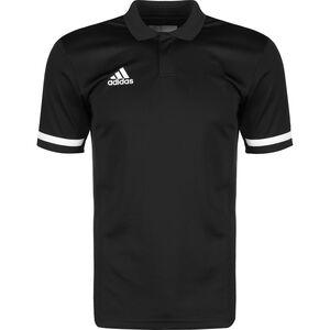 Team 19 Poloshirt Herren, schwarz / weiß, zoom bei OUTFITTER Online