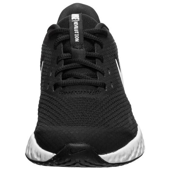 Revolution 5 Laufschuh Kinder, schwarz / weiß, zoom bei OUTFITTER Online