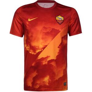 AS Rom Dry Trainingsshirt Herren, orange / rot, zoom bei OUTFITTER Online