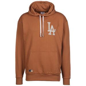 MLB Vintage Big Logo Los Angeles Dodgers Kapuzenpullover Herren, hellbraun, zoom bei OUTFITTER Online