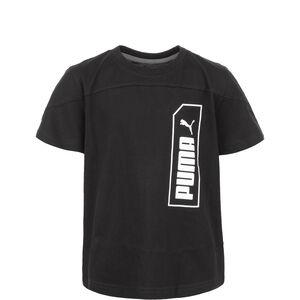 NU-TILITY T-Shirt Kinder, schwarz, zoom bei OUTFITTER Online