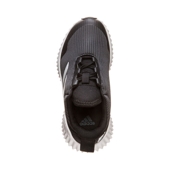 FortaRun Laufschuh Kinder, dunkelgrau / weiß, zoom bei OUTFITTER Online