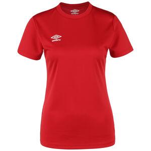 Club Fußballtrikot Damen, rot, zoom bei OUTFITTER Online