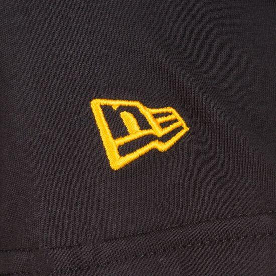 NFL Pittsburgh Steelers Logo T-Shirt Herren, Schwarz, zoom bei OUTFITTER Online