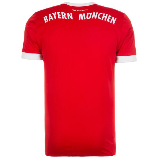 FC Bayern München Trikot Home 2017/2018 Herren, Rot, zoom bei OUTFITTER Online