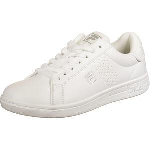 Crosscourt 2 NT Sneaker Damen, weiß / silber, zoom bei OUTFITTER Online