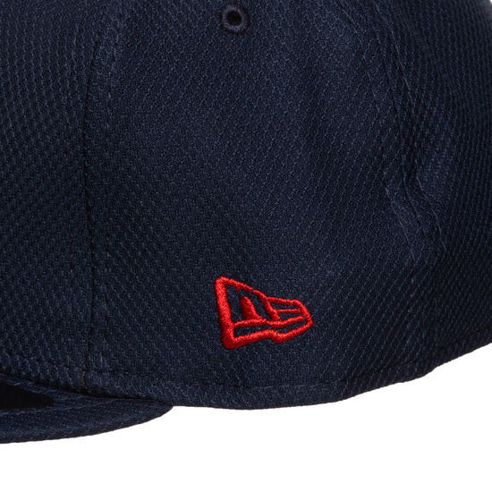 9FIFTY NFL New England Patriots Team Outline Cap, dunkelblau / rot, zoom bei OUTFITTER Online
