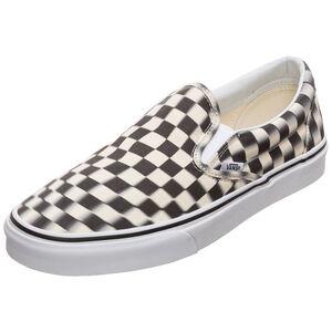 Classic Slip-On Sneaker, schwarz / weiß, zoom bei OUTFITTER Online