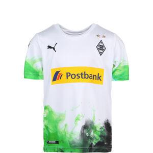 Borussia Mönchengladbach Trikot Home 2019/2020 Kinder, weiß / grün, zoom bei OUTFITTER Online
