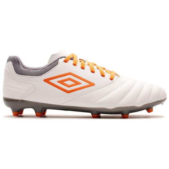 Tocco Club FG Fußballschuh Herren, weiß / orange, zoom bei OUTFITTER Online