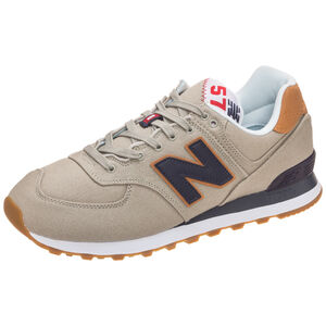 ML574-YLB-D Sneaker, Grau, zoom bei OUTFITTER Online