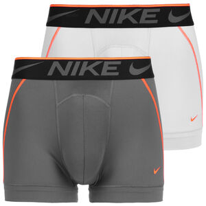 Trunk Boxershorts Herren, dunkelgrau / grau, zoom bei OUTFITTER Online