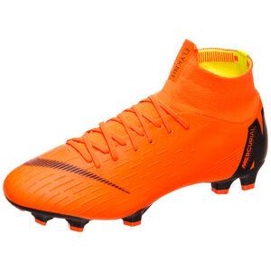 Mercurial Superfly VI Pro FG Fußballschuh Herren, Orange, zoom bei OUTFITTER Online