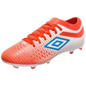 Velocita IV Club FG Fußballschuh Herren, weiß / rot, zoom bei OUTFITTER Online
