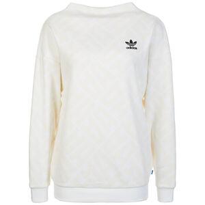 AOP Sweatshirt Damen, Weiß, zoom bei OUTFITTER Online