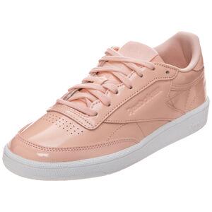CLUB C 85 Patent Sneaker Damen, Beige, zoom bei OUTFITTER Online
