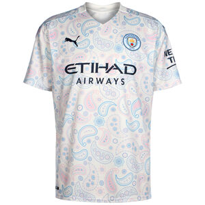 Manchester City Trikot 3rd 2020/2021 Herren, creme / blau, zoom bei OUTFITTER Online