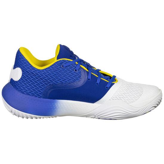 Spawn 2 Basketballschuh Herren, blau / weiß, zoom bei OUTFITTER Online