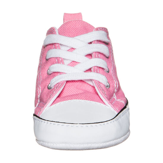 Chuck Taylor First Star High Sneaker Kleinkinder, Pink, zoom bei OUTFITTER Online