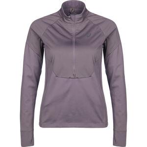 Windblock 1/2 Zip Laufshirt Damen, flieder, zoom bei OUTFITTER Online