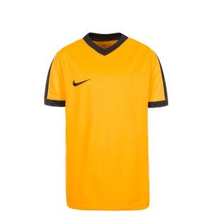 Striker IV Fußballtrikot Kinder, gelb / schwarz, zoom bei OUTFITTER Online