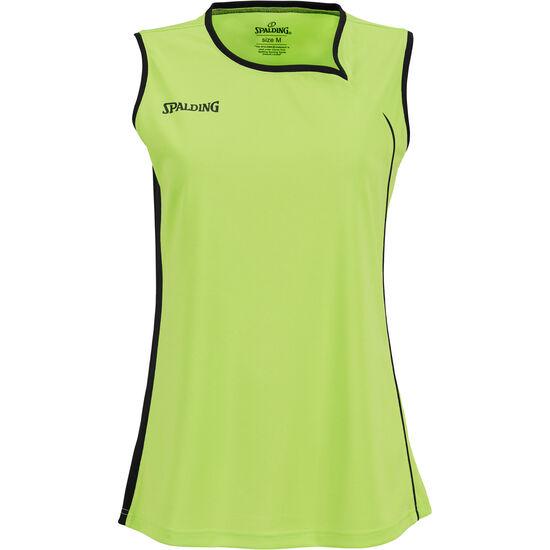 4Her II Basketballtank Damen, neongrün / schwarz, zoom bei OUTFITTER Online