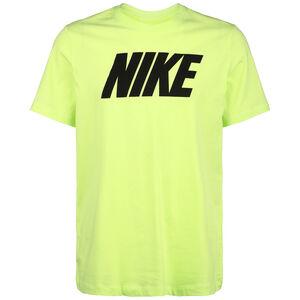 Icon Block T-Shirt Herren, hellgrün / schwarz, zoom bei OUTFITTER Online