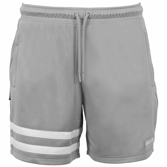DMWU Athletics Shorts Herren, grau / weiß, zoom bei OUTFITTER Online