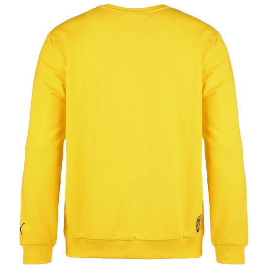 Borussia Dortmund ftblCore Graphic Crew Sweatshirt Herren, gelb / schwarz, zoom bei OUTFITTER Online