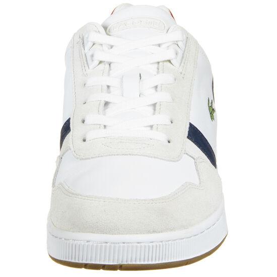 T-CLIP Sneaker Herren, weiß / rot, zoom bei OUTFITTER Online