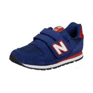 YV373 Hook & Loop Sneaker Kinder, blau / rot, zoom bei OUTFITTER Online