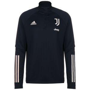 Juventus Turin Trainingssweat Herren, dunkelblau / hellgrau, zoom bei OUTFITTER Online