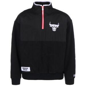 NBA Chicago Bulls East/West Coast Sweatshirt Herren, schwarz / weiß, zoom bei OUTFITTER Online