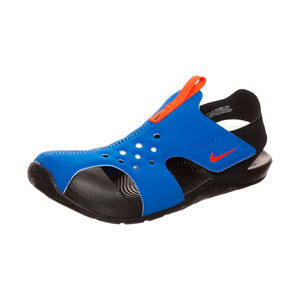 Sunray Protect 2PS Sandale Kinder, blau / rot, zoom bei OUTFITTER Online