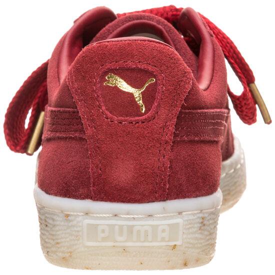 Suede Heart Celebrate Sneaker Damen, Rot, zoom bei OUTFITTER Online
