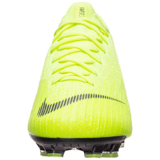 Mercurial Vapor XII Elite FG Fußballschuh Herren, gelb / schwarz, zoom bei OUTFITTER Online