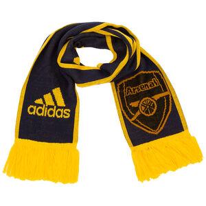 FC Arsenal Schal, dunkelblau / gelb, zoom bei OUTFITTER Online