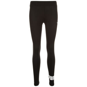 Essential No.1 Trainingstight Damen, schwarz / weiß, zoom bei OUTFITTER Online