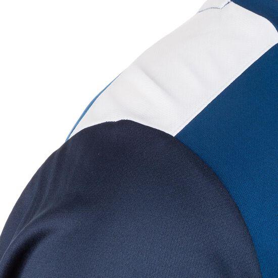 Poly Trainingsshirt Herren, blau / dunkelblau, zoom bei OUTFITTER Online