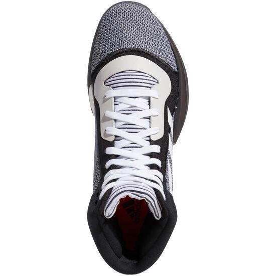 Marquee BOOST Basketballschuhe Herren, schwarz / weiß, zoom bei OUTFITTER Online